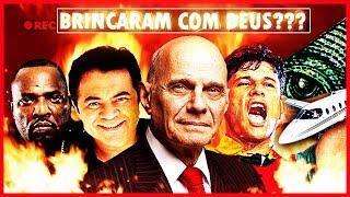 ARTISTAS QUE BRINCARAM COM DEUS E MORRERAM DE FORMA TRÁGICA!!!