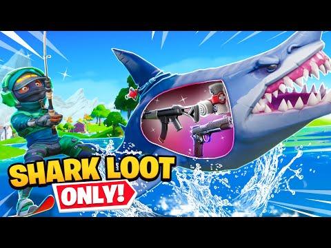 SHARK LOOT ONLY