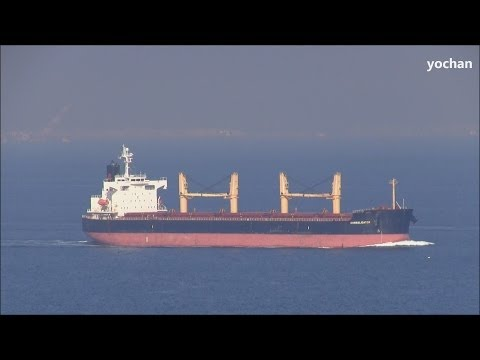 Bulk Carrier: CONSOLIDATOR (Owner: Evalend Shipping - Athens, Greece IMO: 9368869) Underway