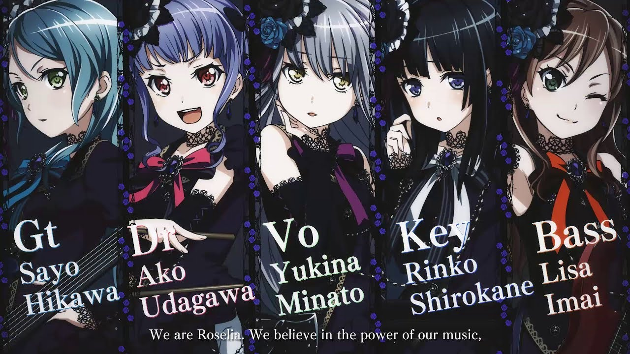 AnnouncementBanG Dream! Girls Band Party! World Wide release on IOS, Android Spring 2018