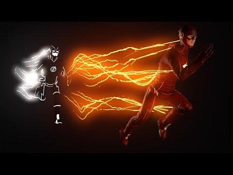 The Flash Effects - Lightning Method 4.5 - Future Flash Tease