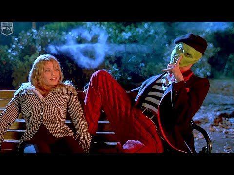 Tina and Mask on the date | The Mask
