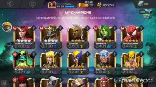 mcoc tier 4 cat arena update can use 3 on a streak pi explained