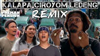 Preman Pensiun 4 Remix Kalapa Ciroyom Ledeng (Speech Composing)