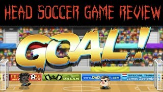 Game Review   Head Soccer