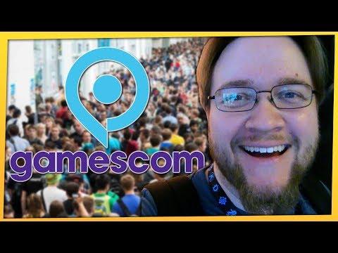 Bay Goes To | Gamescom 2017 [Travel Vlog]