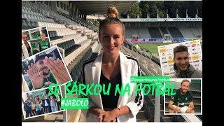 SE ŠÁRKOU NA FOTBAL: FK Jablonec - SK Sigma Olomouc