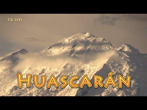 Peru - Huaraz, Doku über Huascaran und llanganuco Laguna (9/14)