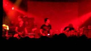 The Devil Wears Prada - Rochester, NY 10/28/08 vid#1