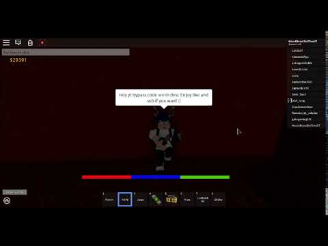 Roblox Bypass Codes Youtube