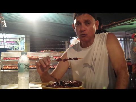 Tagum Night Market Street Food Philippines