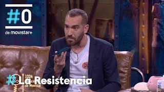 LA RESISTENCIA - Jorge Ponce llama al 1004 para cambiar su nombre   #LaResistencia 22.04.2019