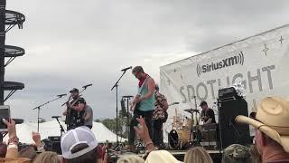 Mitchell Tenpenny - Drunk Me @ Stagecoach 4/27/19 Video