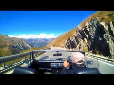 Sortie dans les Alpes Suisse