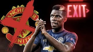 Has Paul Pogba Confirmed His Manchester United Exit?! | W&L