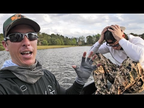 Fishing for PB Bass with Outlaw