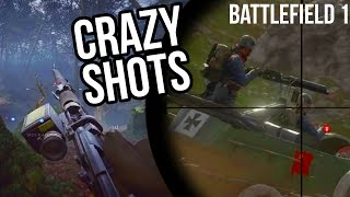 One of Stodeh's most viewed videos: BATTLEFIELD 1 EPIC SNIPER SHOTS | BF1 Sniping drivers + Flare kills