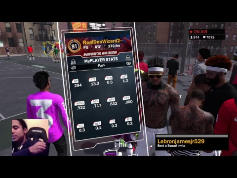 NBA 2K18 - Best record? If you beat me you get added!