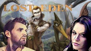 Скачать Lost Eden Потерянный рай Люди и динозавры