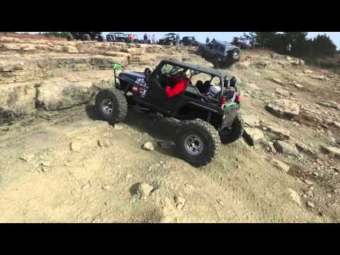 Jeeping Tuttle Creek ORV Park with Drone footage