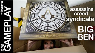 Assassins Creed Syndicate BIG BEN Collector´s case unboxing en español