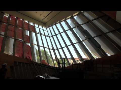 Tour of the Eli and Edythe Broad Art Museum at Michigan State University