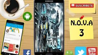 Descargar Nova 3 Para Android Apk Y Sd Mega Hack
