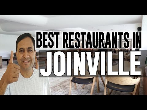 Best Restaurants And Places To Eat In Joinville, Brazil