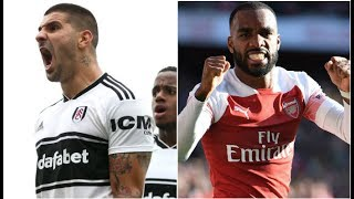 Fulham vs Arsenal   Can We Make It Nine In A Row At The Cottage? (Match Preview)