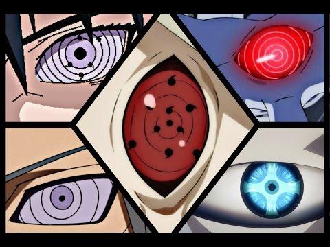 Naruto:Top 20 Strongest Eyes (Naruto Shippuden,Naruto The Last,Naruto Gaiden,Boruto Movie)