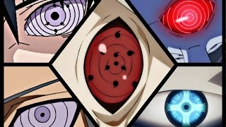 Naruto:Top 20 Strongest Eyes (Naruto Shippuden,Naruto The Last,Naruto Gaiden,Boruto Movie)