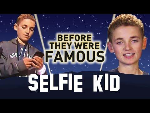 SELFIE KID | Before They Were Famous | Super Bowl Selfie Kid Ryan McKenna