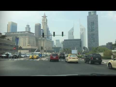 DIFC financial center Dubai