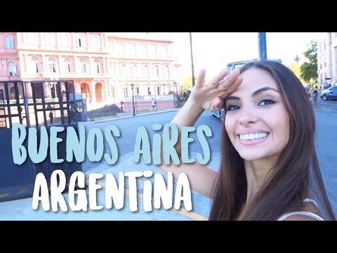 Mi primera vez en ARGENTINA