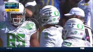 Oregon Offense vs UCLA (2014)