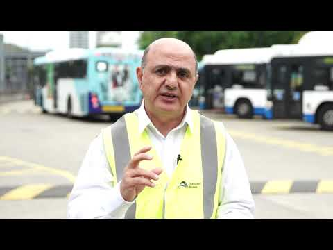 Transport For NSW COVID-19 Response: Buses