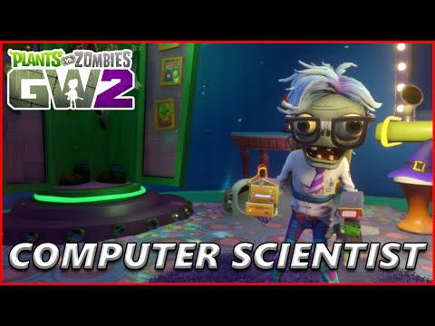 I FINALLY GOT COMPUTER SCIENTIST - Plants vs Zombies Garden Warfare 2