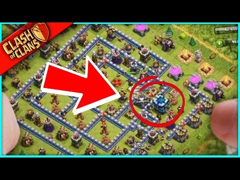 TOWNHALL 13 LEAKED ..BY CLASH OF CLANS?