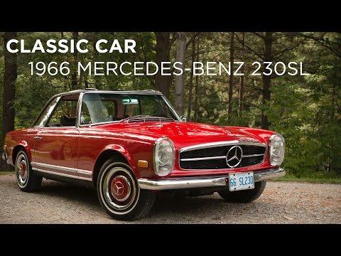 Classic Car | 1966 Mercedes-Benz 230SL | Driving.ca