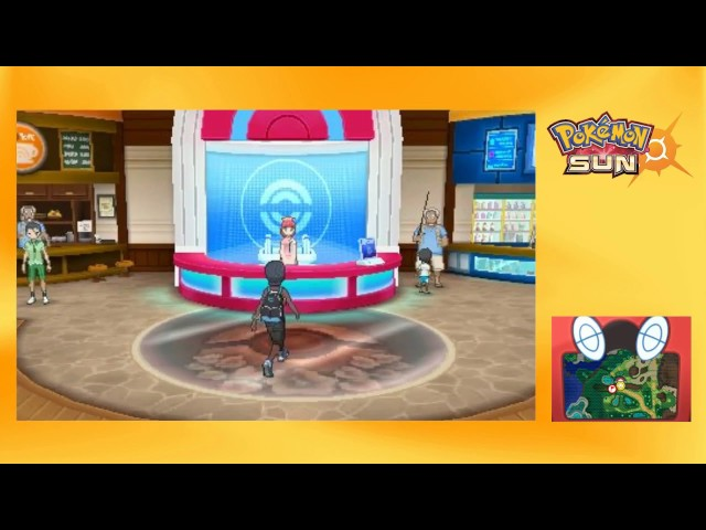What Happens/To Do After You Beat the Game? [SPOILERS] ~ Pokemon Sun and Moon