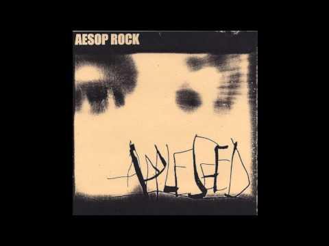AESOP ROCK- DRY SPELL