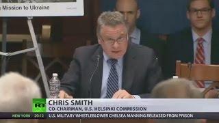 'Russian Threat' US senators want end of treaties, push for military buildup