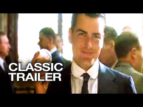 Eight Men Out Official Trailer #1 - Christopher Lloyd Movie (1988) HD