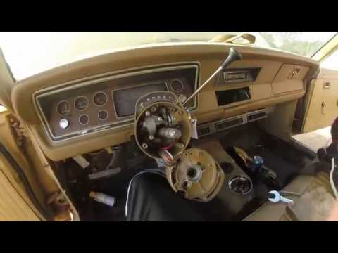 How to replace a mopar ignition lock cylinder - YouTube