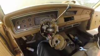 How to replace a mopar ignition lock cylinder.