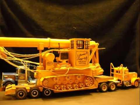 Toy Logging Models - YouTube
