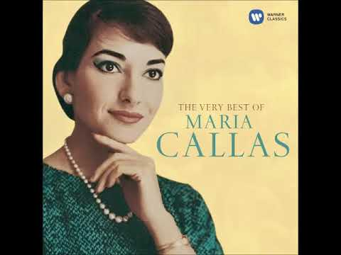 Maria Callas Survey of her best recordings by Patrick O'Connor April 1996