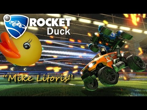 Mike Litoris! Rocket League Fails - YT