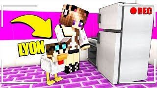 MI FINGO UN POLLO NEL VIDEO DI ANNA SU MINECRAFT!!
