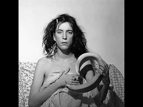 Free Money --- Patti Smith